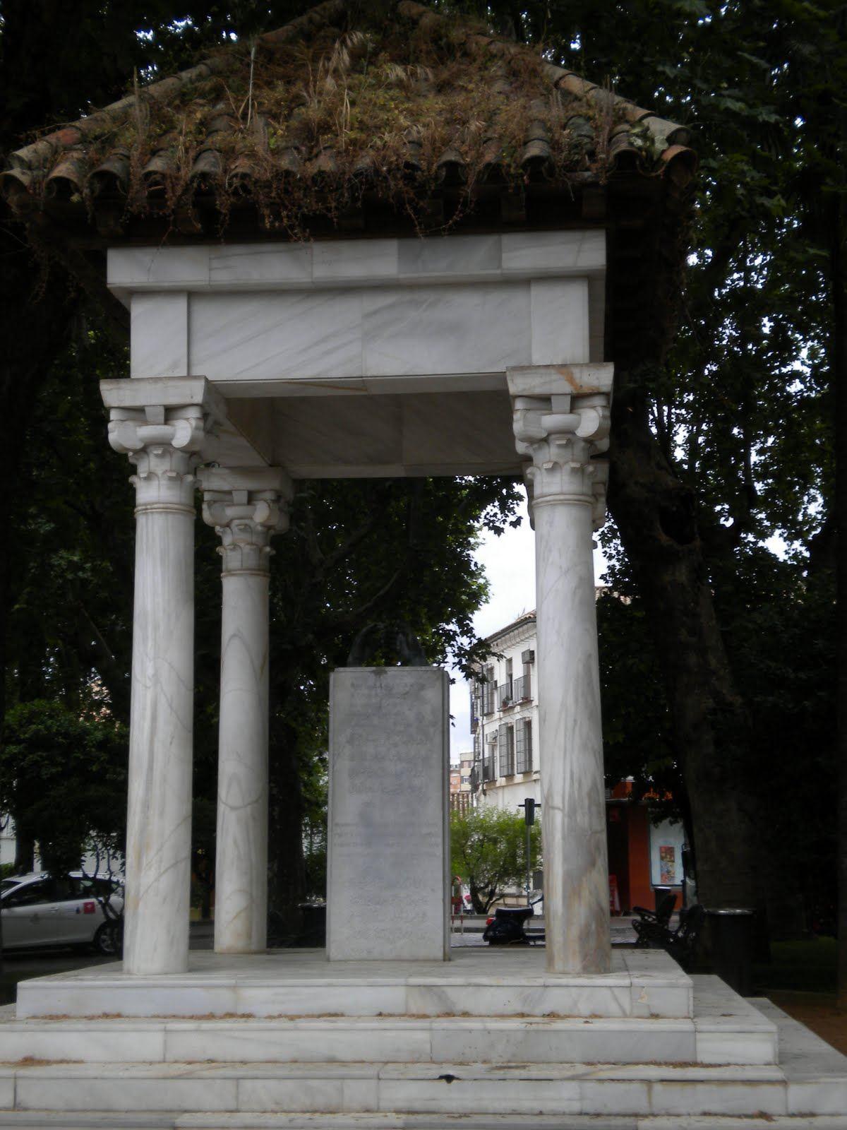 Monumento a Wallada e Ibn Zaydun