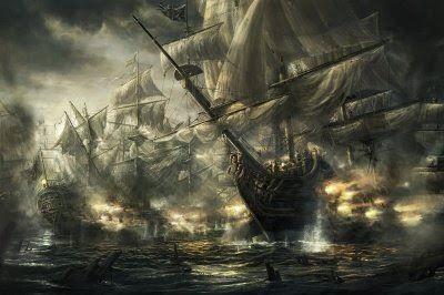 En 1601, un panfleto  desató una guerra que nunca dio comienzo