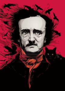 Edgar Allan Poe y el inicio del género negro
