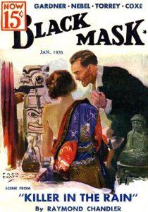 Black Mask, el inicio de la novela negra