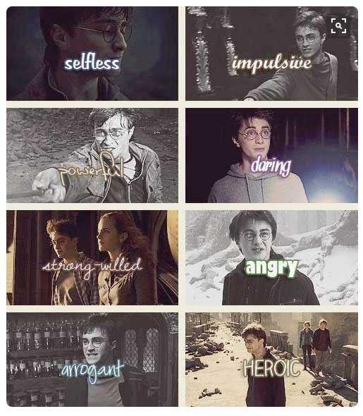 El motivo del éxito de Harry Potter - Harry el perfecto