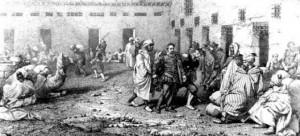 Miguel de Cervantes fue rescatado por 500 escudos