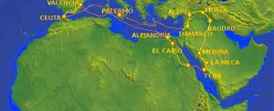 Literatura árabe, el viaje como medio literario