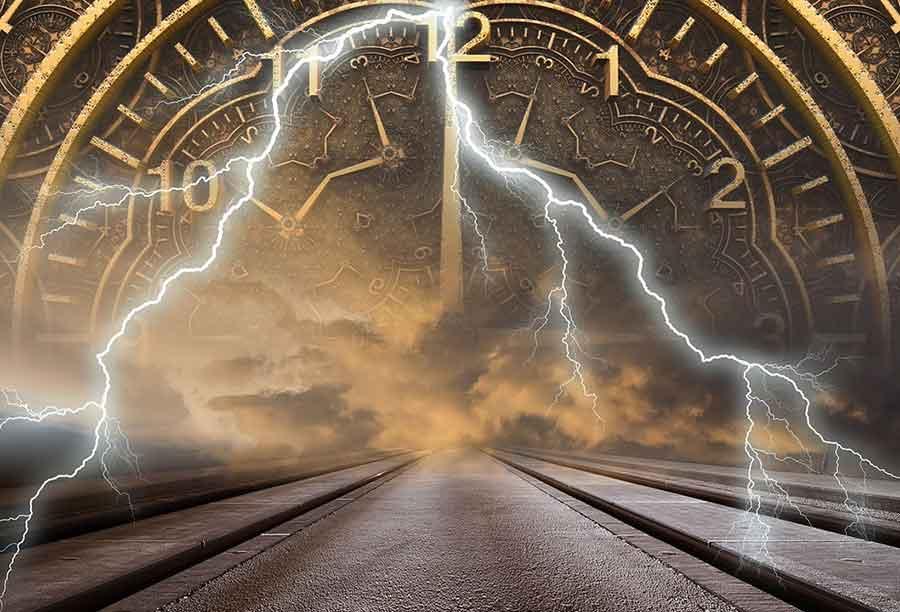 La máquina del tiempo, mi nuevo podcast de Historia