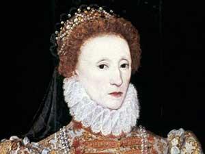 Una columna de fuego arranca con la llegada al trono de Isabel de Inglaterra