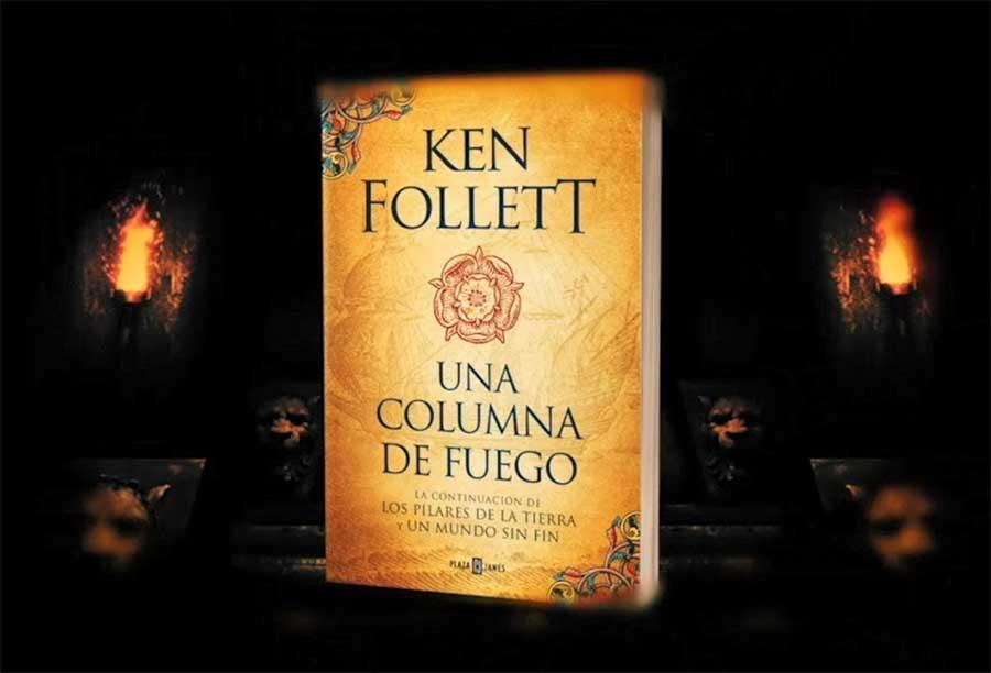 Mi opinión sobre una columna de fuego, de Ken Follet