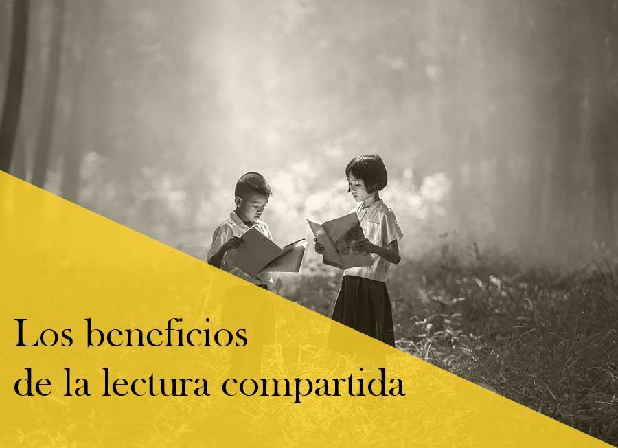 Los beneficios de la lectura compartida