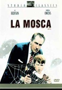 La mosca, película de 1958