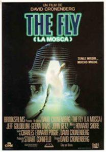 Película La mosca, de David Cronenberg