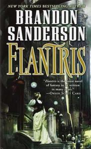 Elantris, primera novela de Brandon Sanderson