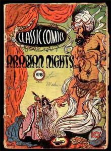 Aladino, y cómo crear un antihéroe