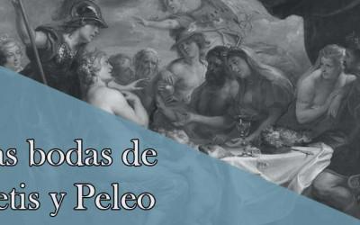 Las bodas de Tetis y Peleo: el poder del deseo en la mitología troyana