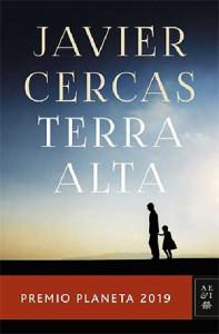 novedades editoriales noviembre 2019. Premio Planeta de Javier Cercas