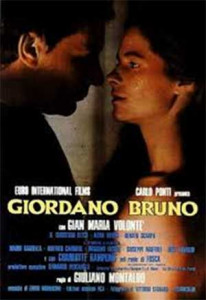 La vida y la obra de Giordano Bruno se han llevado al cine