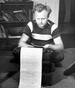 Frank Herbert, autor de la saga Dune