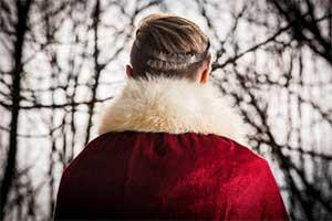 El origen de la navidad: Papá Noel