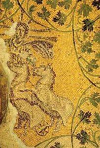El origen de la navidad, Cristo representado como Sol Invicto