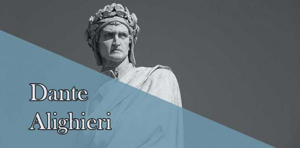 Dante Alighieri. Un acercamiento a su vida y su obra.