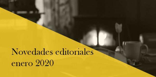 Novedades editoriales de enero 2020