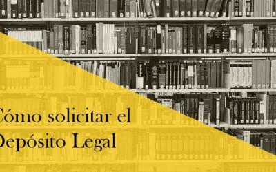 Cómo solicitar el depósito legal para nuestra novela