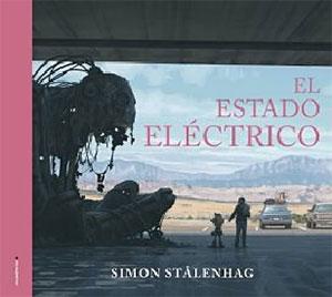 El estado eléctrico, Simon Stalenhag