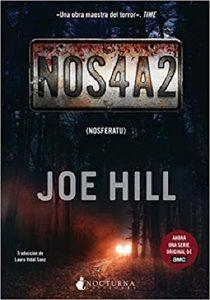 novedades editoriales de febrero 2020. Nosferatu, Joe Hill