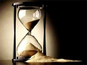 Redundancia: breve lapso de tiempo