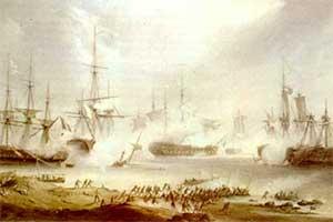La batalla de Algeciras