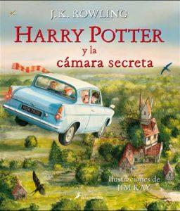 Literatura infantil y juvenil. Harry Potter