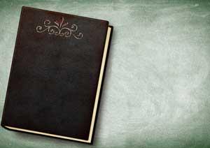 Ten en cuenta las partes del libro para maquetar una novela