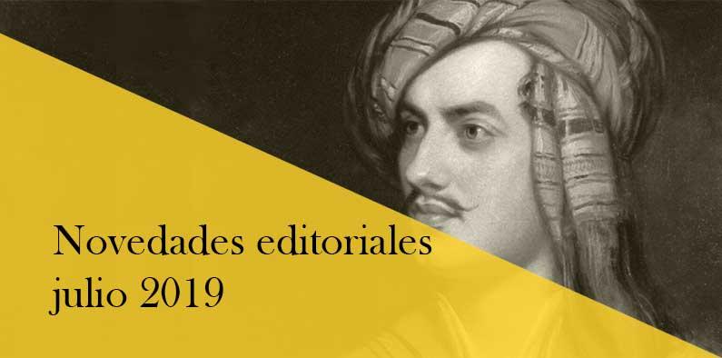 Lord Byron. Un acercamiento a su vida y su obra.