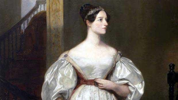 Ada, la hija de Lord Byron