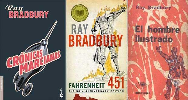 Las obras más icónicas de Ray Bradbury