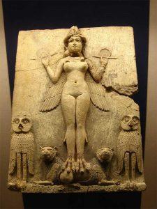 La diosa Innanna