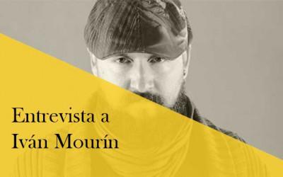 Entrevista a Iván Mourín, escritor, guionista y criminólogo.