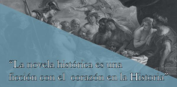 """Teo Palacios: """"La novela histórica es una ficción con el corazón en la Historia"""""""
