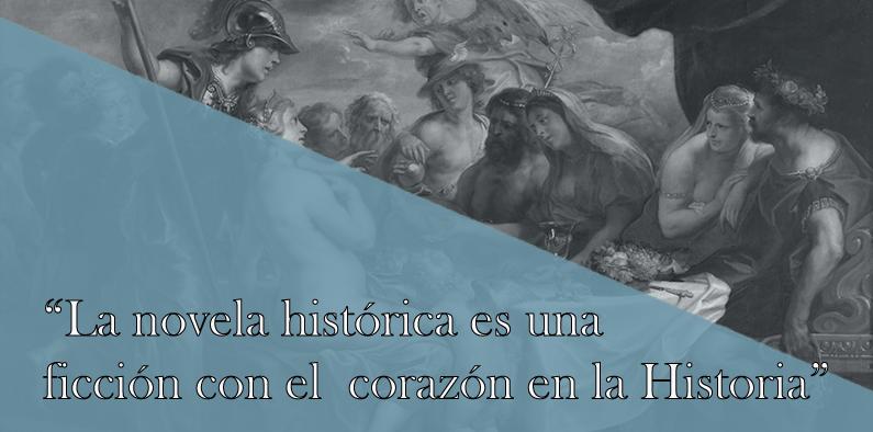 """Teo Palacios: «La novela histórica es una ficción con el corazón en la Historia"""""""