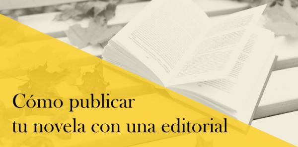 Cómo publicar tu novela con una editorial: estudio de marketing