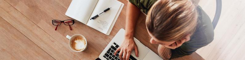 Claves para posicionarte como escritor en internet
