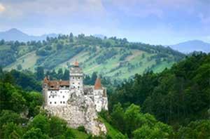 Castillo de Bran. La historia de Drácula