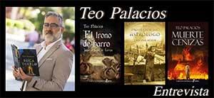 Entrevista a Teo Palacios