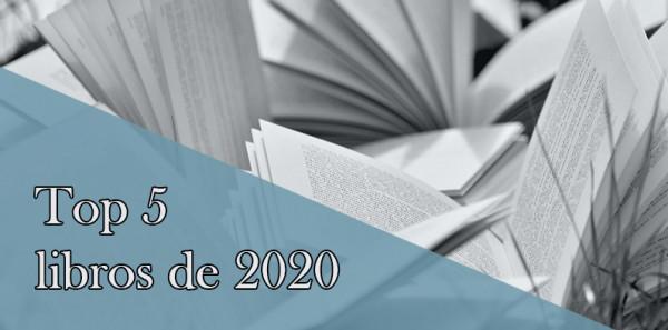 Top 5 libros de 2020