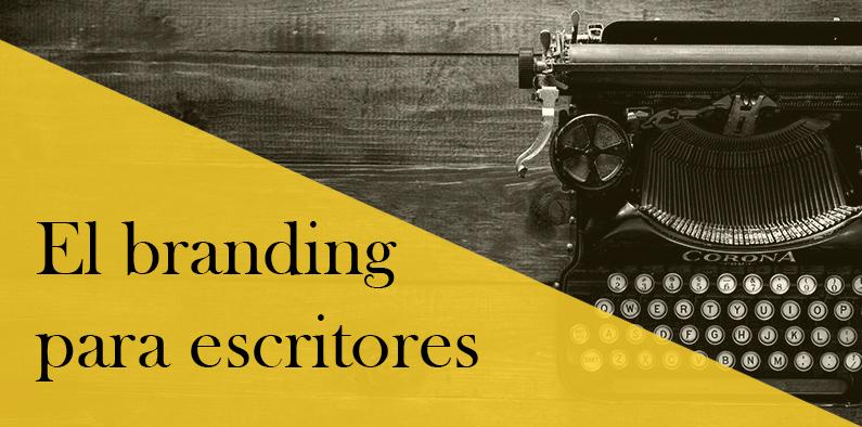 El branding para escritores