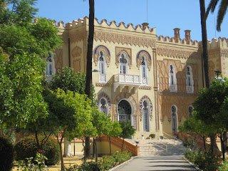 asa palacio, uno de los ejemplos mejor conservados del neoregionalismo sevillano.